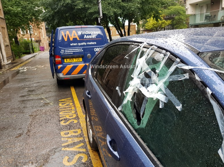 Car Glass Repair East London