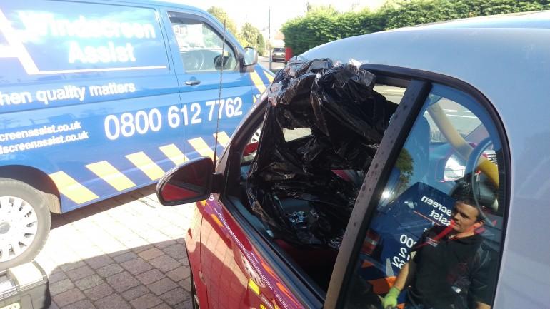 Car Glass Replacement Repair Redhill Rh1