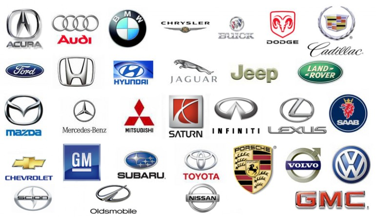 Signs Type Of Cars Names Wwwimgarcadecom Online Image Arcade - Signs of cars with names